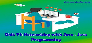Networking with Java – Java Programming