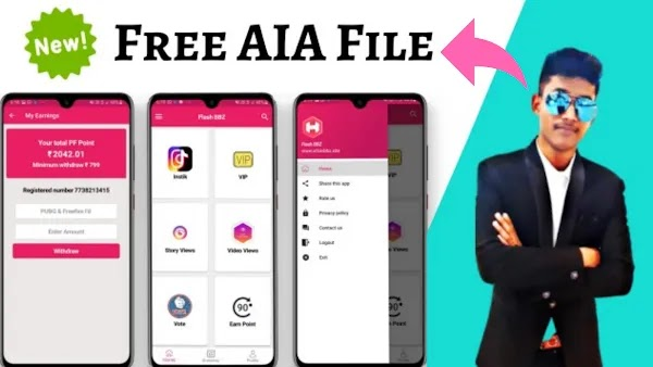 Best 2020 Kodular New aia file For Daily use