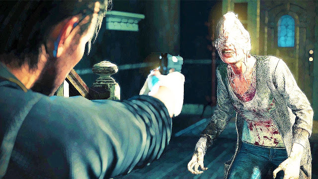 The Evil Within 2: PS4 Review