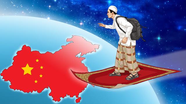 Beasiswa untuk Santri oleh China, Strategi Jebakan Baru Bagi Generasi Muda