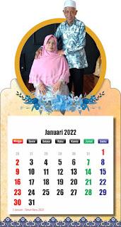Kalender Mini Magnet 2022 PSD