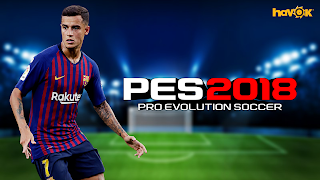 PES 2018 Mobile v2.3.3 Hack Mod Black Ball Pre Added Android