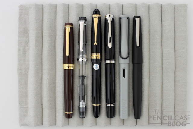 Pilot Custom 823 fountain pen review