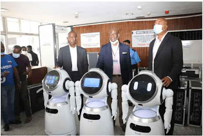 UNILAG Acquires Profiling Robots, Becomes First African University To Own One