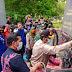 Peringatan 12 Tahun Gempa Dahsyat, Walikota Padang Tabur Bunga