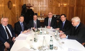Ereván pide a Bakú que Artsaj participe