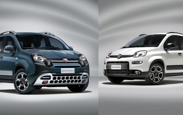 Νέο Fiat Panda CNG