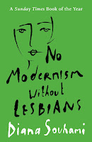 cover of No Modernism Without Lesbians by Diana Souhami