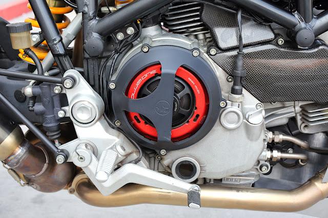 Ducati Multistrada By Nico Dragoni Motociclette Hell Kustom
