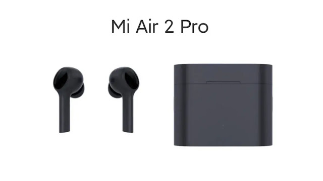 تسريبات عن مواصفات سماعة شاومي Mi Air 2 Pro