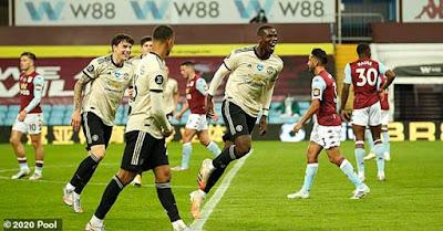 Video ston Villa 0-3 MU: Pogba - Fernandes bùng nổ, tưng bừng công phá