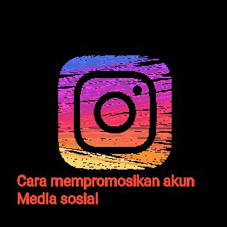 Cara mempromosikan akun instagram