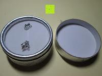 Box öffnen: Fashmond Doppel Blumen Schmetterling Creolen Ohrschmuck aus 925 Sterling Silber Für Jeden Anlass