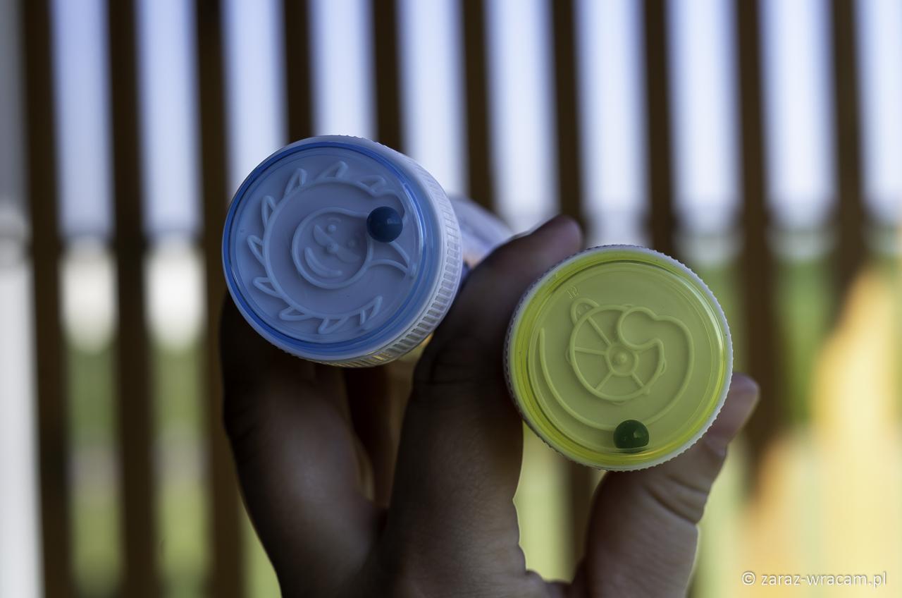 Bańki mydlane Disney Dulcop Artyk