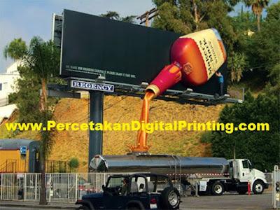 Contoh Contoh Desain BILLBOARD Dari Percetakan Digital Printing Terdekat