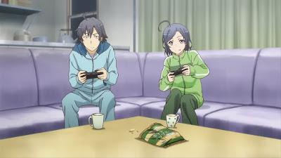 جميع حلقات أنمي Yahari Ore no Seishun Love Comedy wa Machigatteiru. Zoku الموسم الثاني مترجمة كاملة