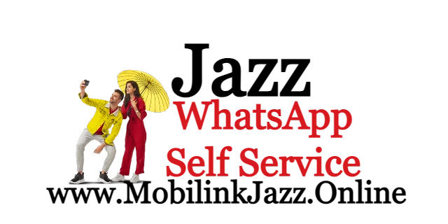 Jazz WhatsApp Self Services | Know about your Package |
