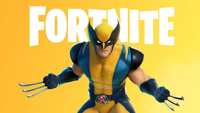 Wolverine Fortnite Wallpaper For Iphone And Pc