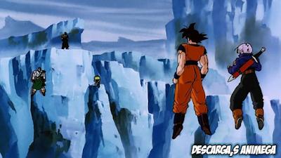 Dragon Ball Z - La Pelea de los Tres Saiyajins 1/1 Audio: Latino Servidor: Mediafire/Mega