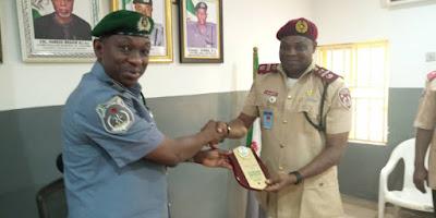 It Is No Longer Lucrative Smuggling Vehicles Into Nigeria..ACM Kayode Olagunju