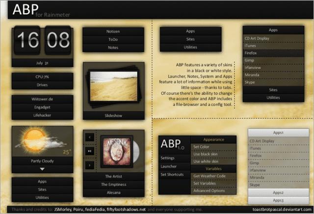 ABP Skin Download