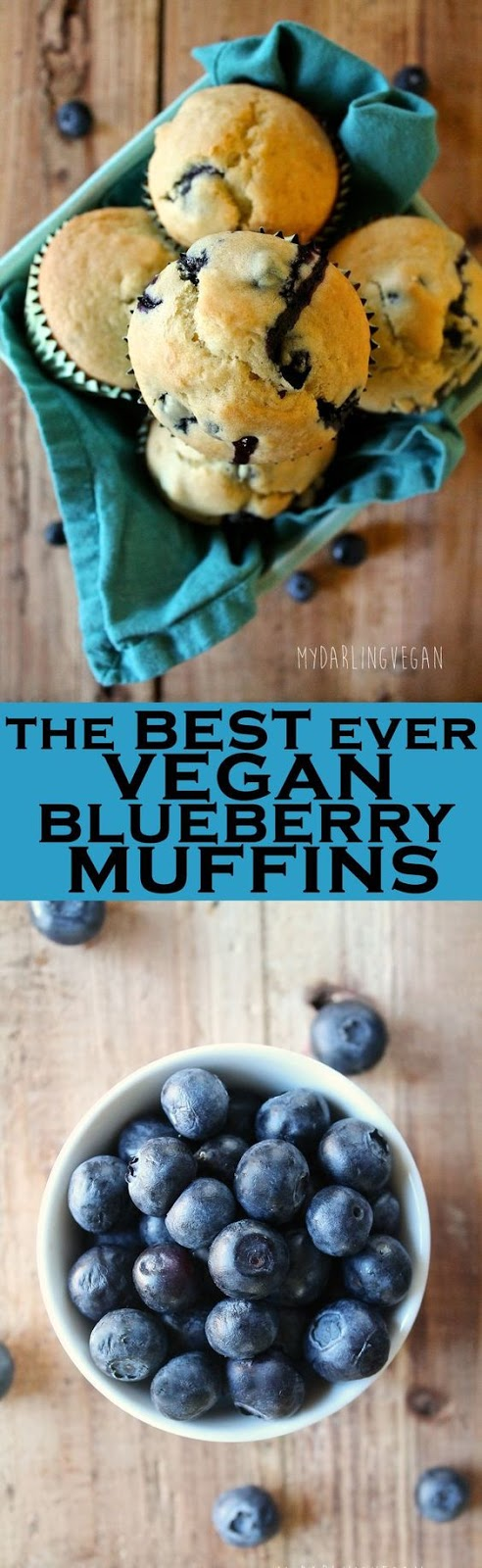These vegan blueberry muffins are the perfect combination of sweet, flaky, buttery, and zesty. Check out why everyone is loving it by clicking the photo above!