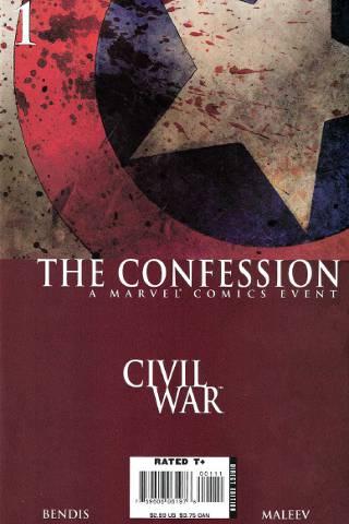 Civil War: The Confession PDF