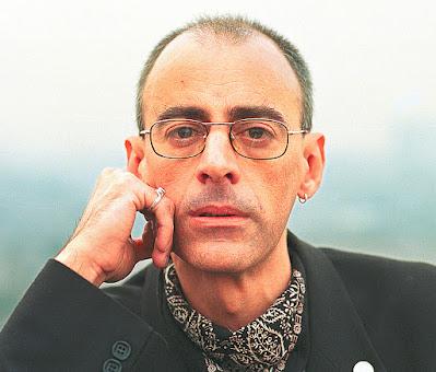 O escritor, poeta e dramaturgo Caio Fernando Abreu (Foto: Divulgação/Curta!)