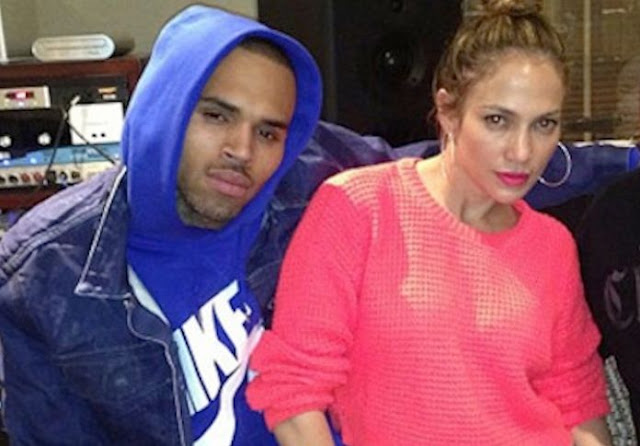 Jennifer Lopez Working With Chris Brown-She's Releasing A Song Written By Breezy