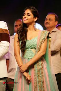 Actress Naina Ganguly Stills in Long Dress at Vangaveeti Audio Launch  0006.JPG