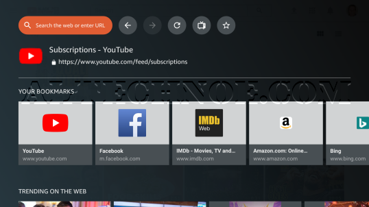 7 Best Web Browsers for Android Tv | STREAMING Tips