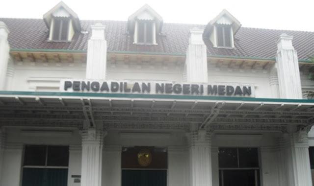 Horas Manurung Dkk, Gugat PT PLN Di PHI Medan Terkait Adanya PHK Sepihak