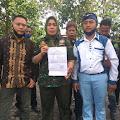 Anaknya Ditembak, Ketua HIPAKAD Langkat Laporkan Oknum Polisi ke Propam Poldasu
