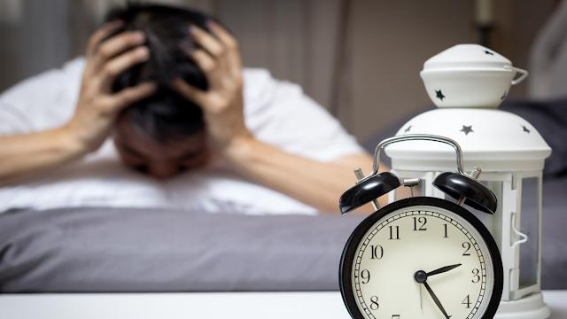 Cara mengatasi susah tidur malam
