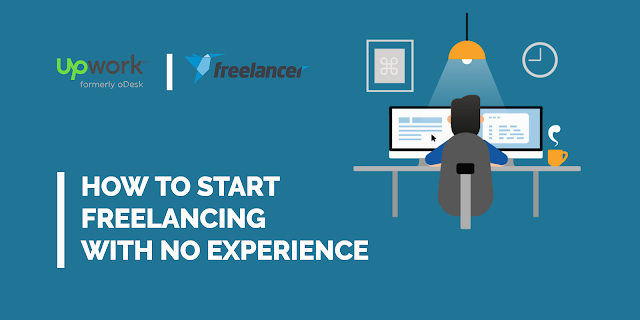 How to start freelancing as beginner and get your first job