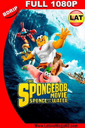 Bob Esponja: Un Héroe Fuera del Agua (2015) Latino FULL HD BDRIP 1080P ()