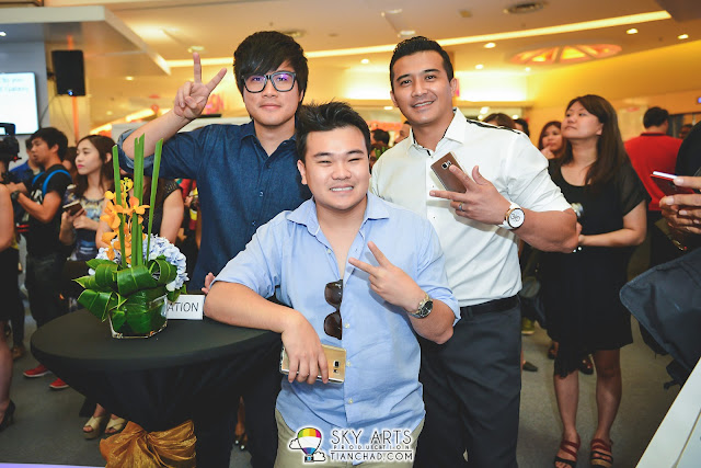 Jinny Boy, Reuben Kang and Aaron Aziz
