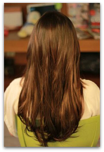 model rambut wanita dari belakang | Contoh Model Rambut Wanita