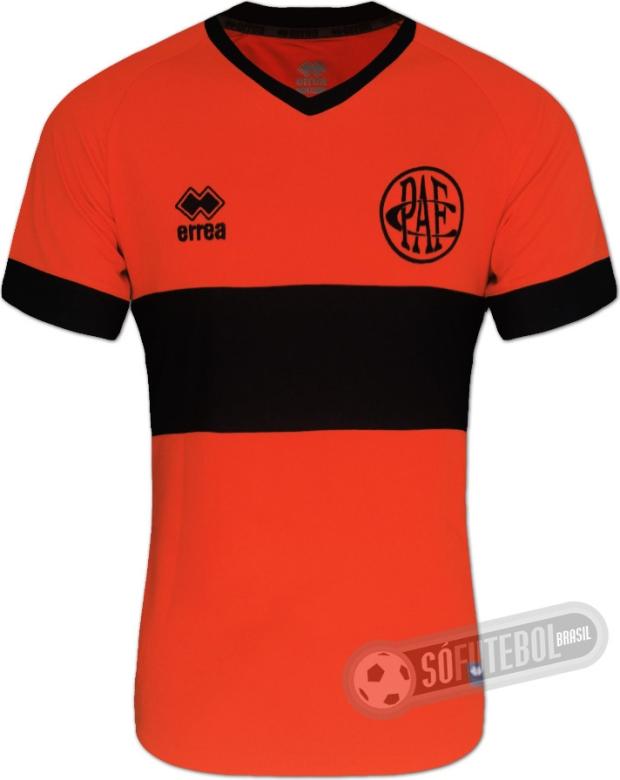 e118768a8a796 Errea lança a nova camisa titular do Pouso Alegre - Show de Camisas