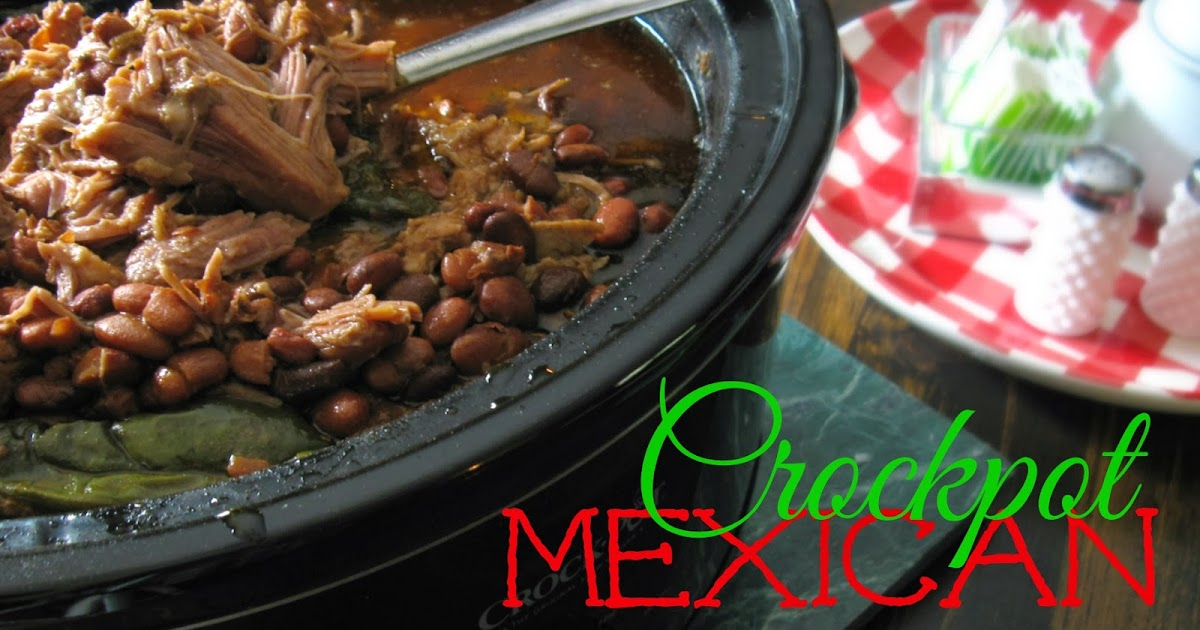 Crockpot Mexican Pot Roast {A flavorful roast that the whole family loved!}