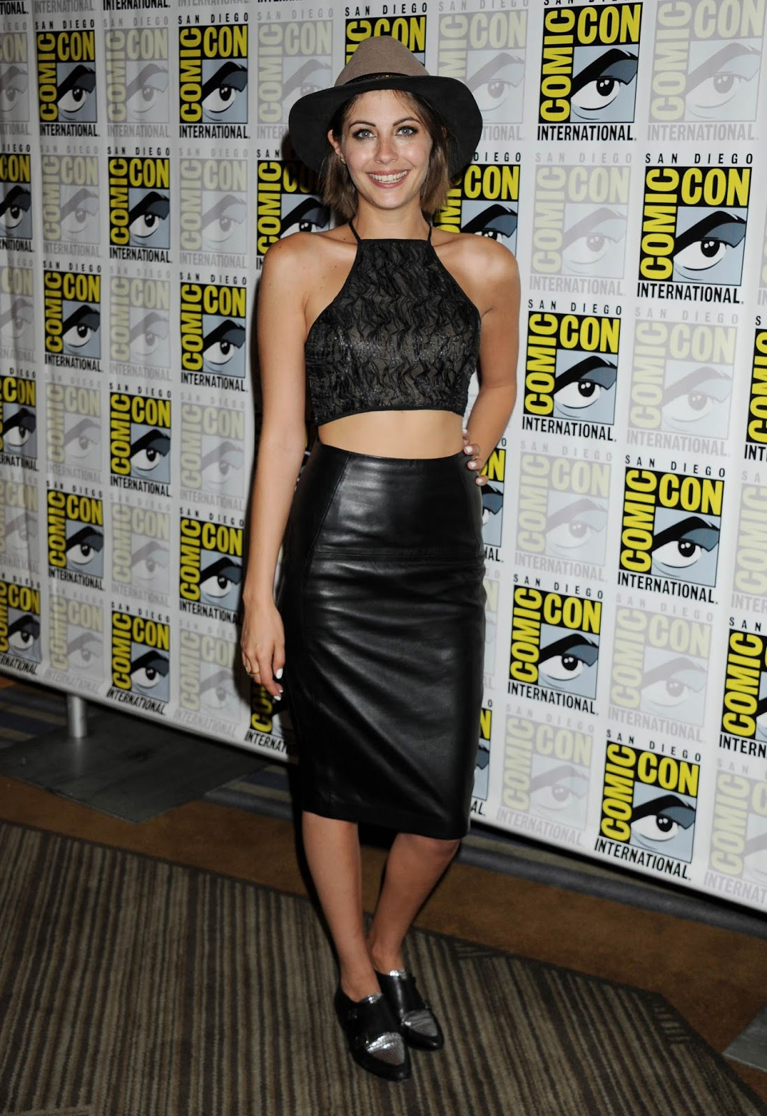 Kryptonite Wpc Farmwood Willa Holland Emily Rickards 2015 Lovely Ladies In Leather