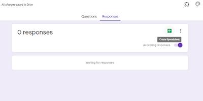 Cara Mendapatkan Hasil/Jawaban Kuesioner Google Form