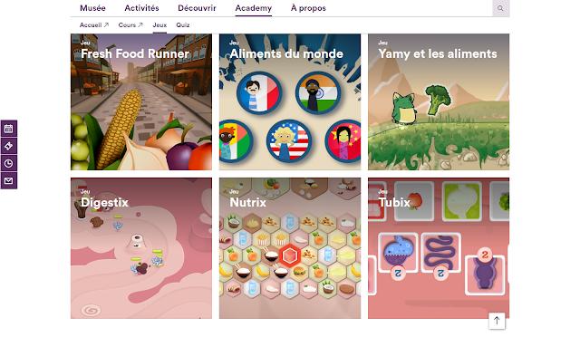 bon plan téléchargez ces jeux pédagogiques pour faire découvrir l'alimentation àv otre enfant en s'amusant