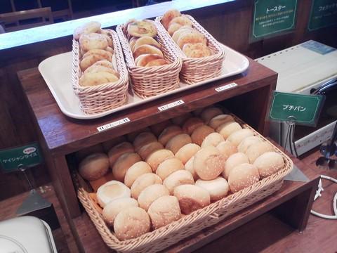 ビュッフェコーナー:パン ステーキガスト一宮尾西店9回目