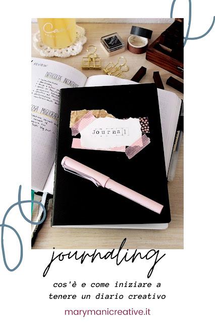 come-fare-journaling-creativo