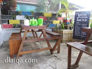 Kedai Bakso Ikan Mak Yen, Belitung