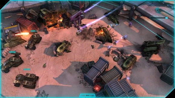 Halo Spartan Assault PC Full Version Screenshot 3