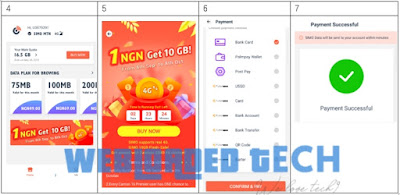 How To Get Free 10GB Data On Simo App With  Tecno Camon