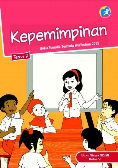 Buku Siswa Tema 7 Kelas 6 Revisi 2017 Kurikulum 2013
