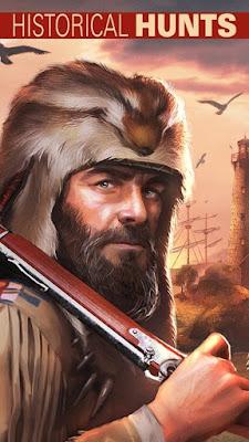 تحميل لعبة deer hunter مهكرة للاندرويد